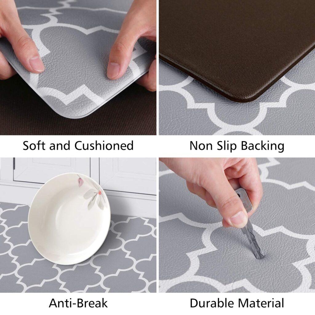 non slip rug for kitchen