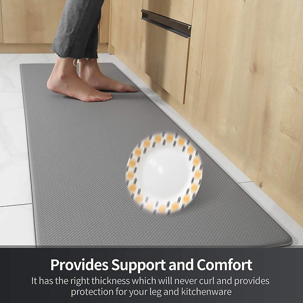 long mats for kitchen