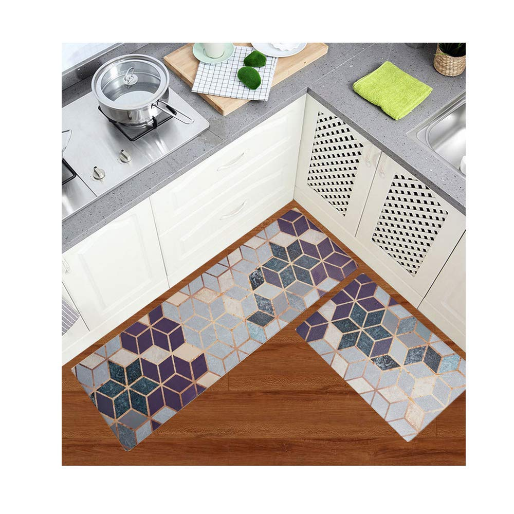 CloudART Anti Fatigue Kitchen Floor Mat