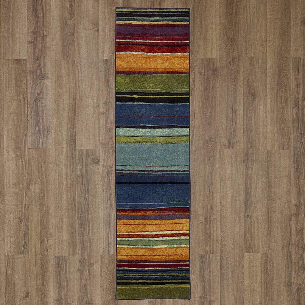 Home Rainbow Area Rug