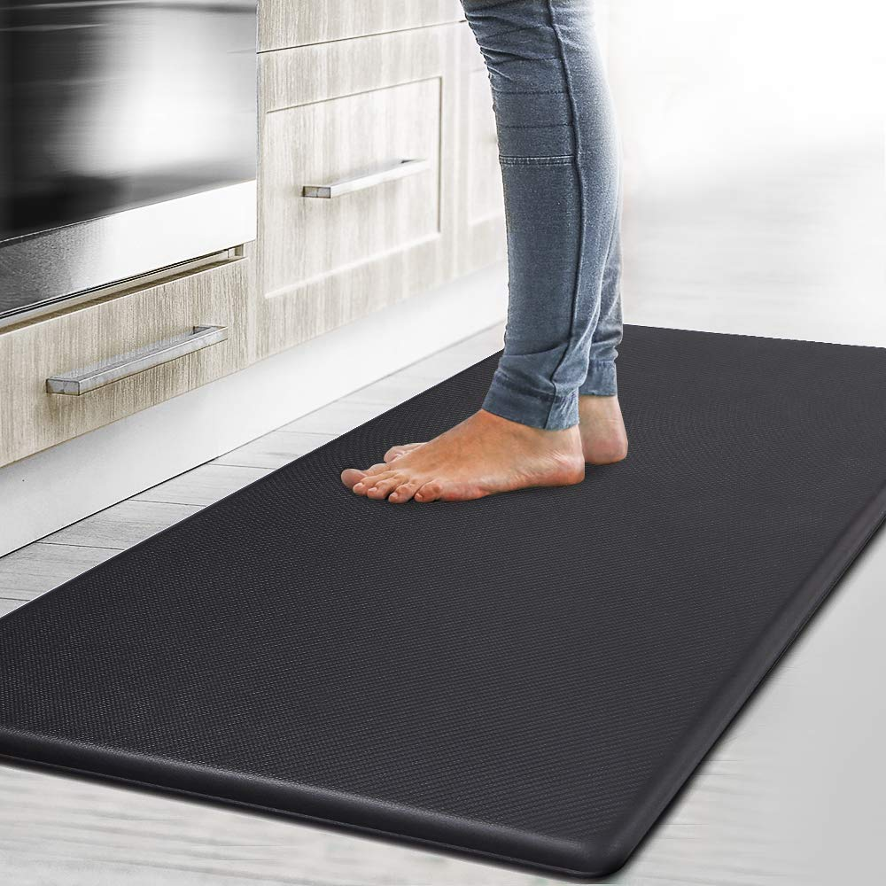 Color&Geometry Anti Fatigue Mat Kitchen Rug