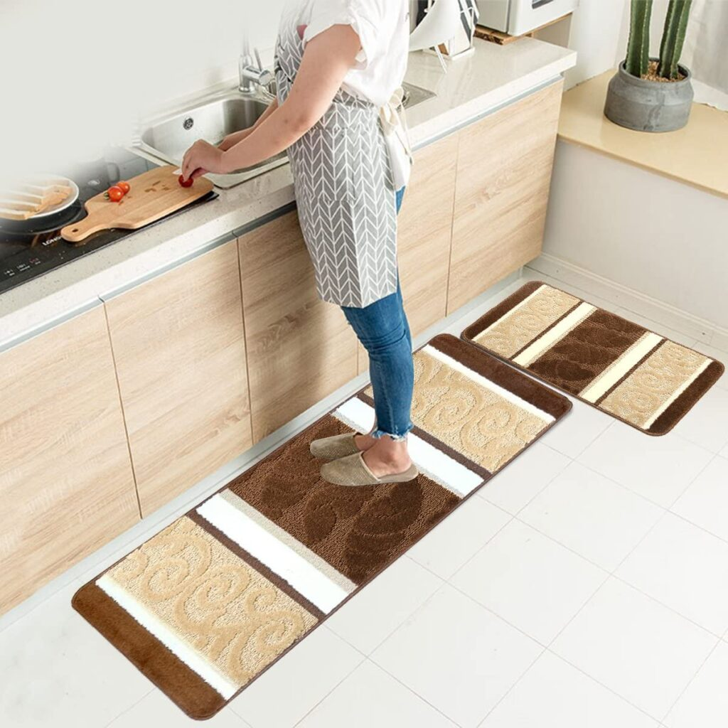 non skid kitchen rugs washable