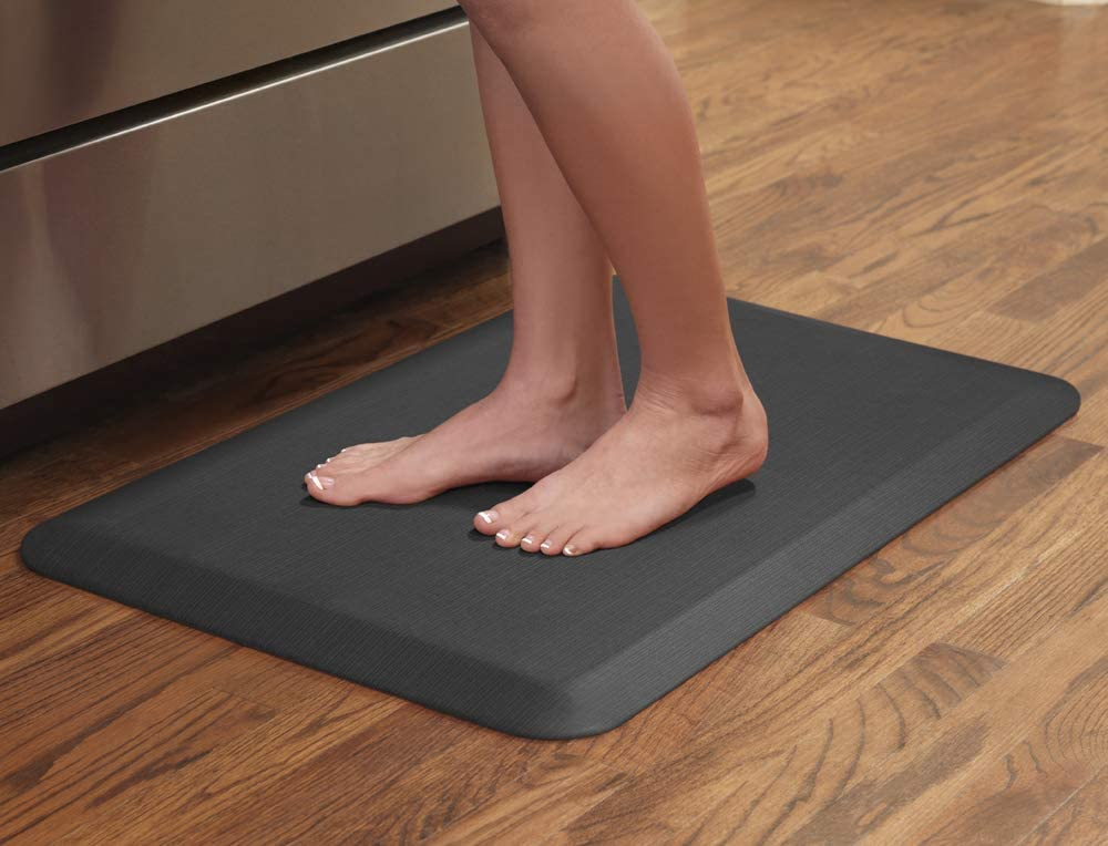 padded mat for kitchen