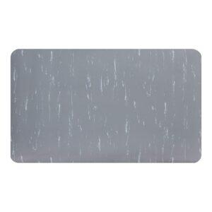 Marbelized Pattern Thick Rubber Mat by Amazon Basics